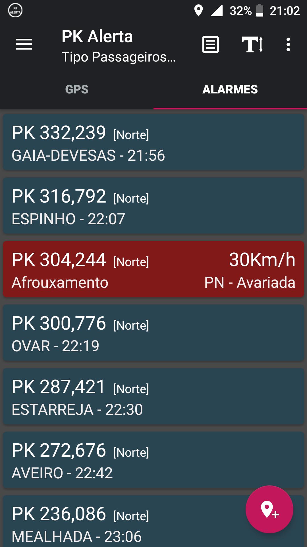 PK Alerta
